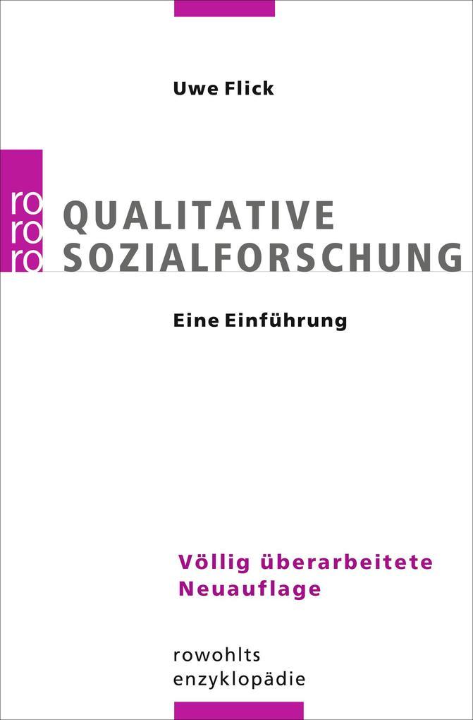 Qualitative Sozialforschung als Taschenbuch