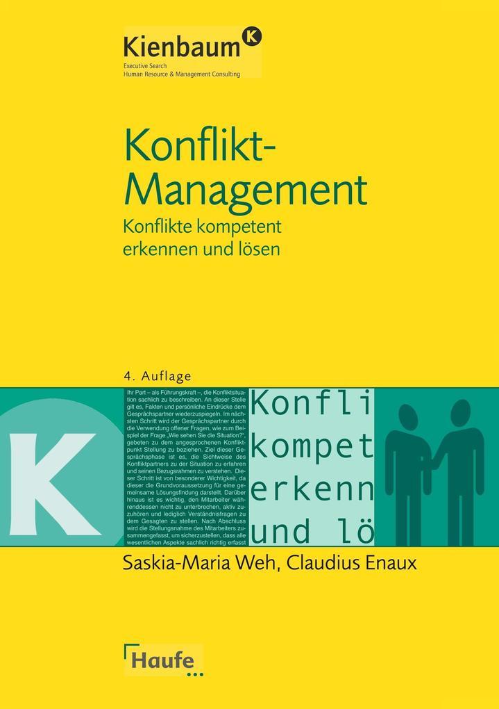 Konfliktmanagement als Buch (kartoniert)