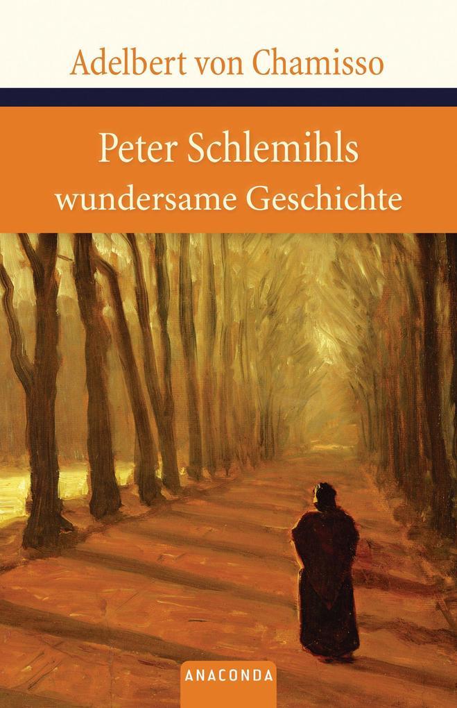 Peter Schlemihls wundersame Geschichte als Buch