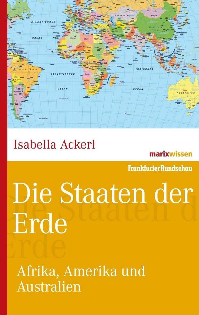 Die Staaten der Erde als Buch