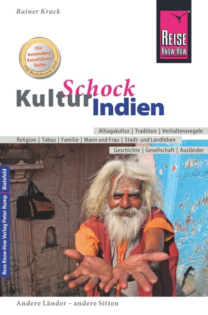 Reise Know How Kulturschock Indien