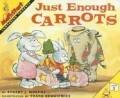 Just Enough Carrots: Comparing Amounts