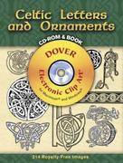 Celtic Letters and Ornaments [With CDROM]