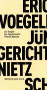 Das Jüngste Gericht Friedrich Nietzsche