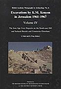EXCAVATIONS BY KM KENYON IN JE
