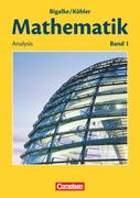 Mathematik Sekundarstufe II. Allgemeine Ausgabe 01. Analysis
