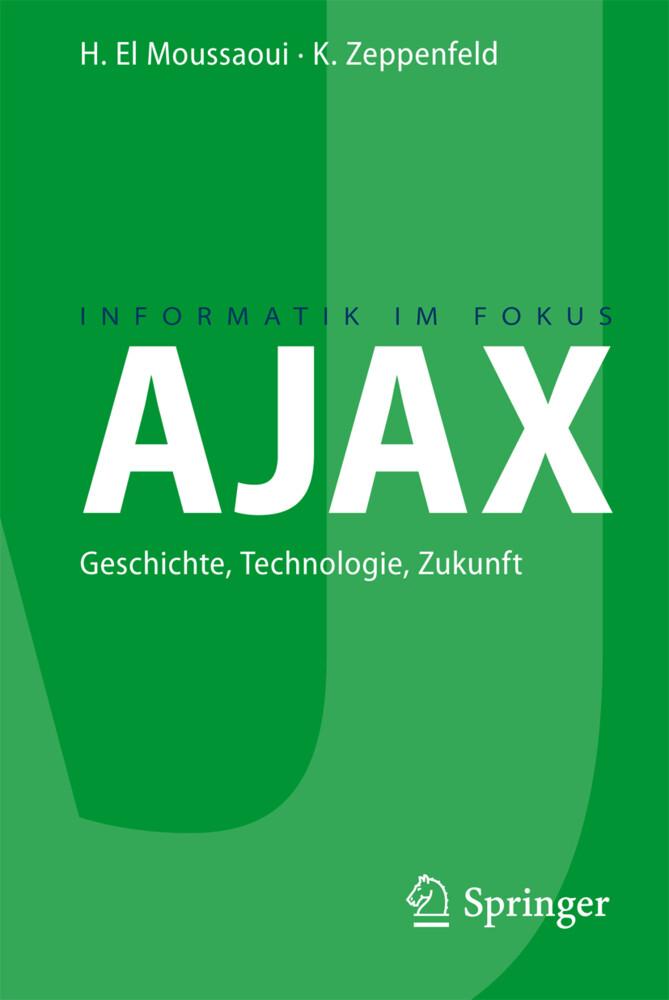 AJAX als Buch von Hassan El Moussaoui, Klaus Ze...