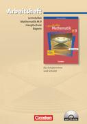 Lernstufen Mathematik 9. Jahrgangsstufe. Arbeitsheft. Hauptschule Bayern