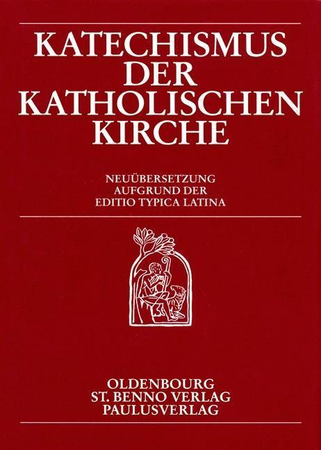 Katechismus der Katholischen Kirche als Buch