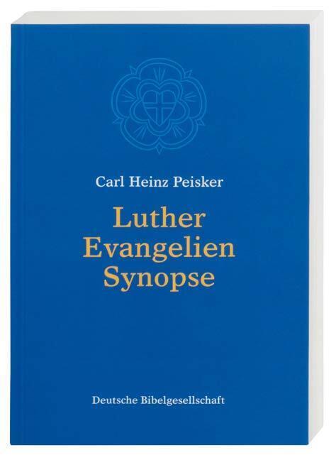 Luther Evangelien-Synopse als Buch