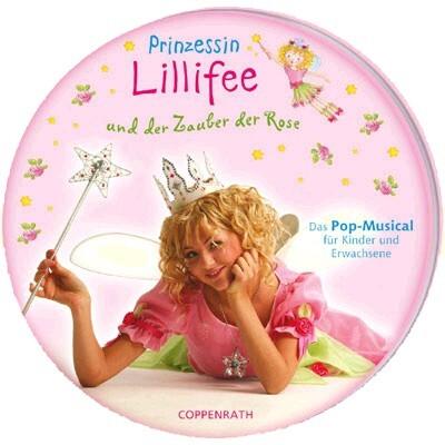 Prinzessin Lillifee und der Zauber der Rose als...