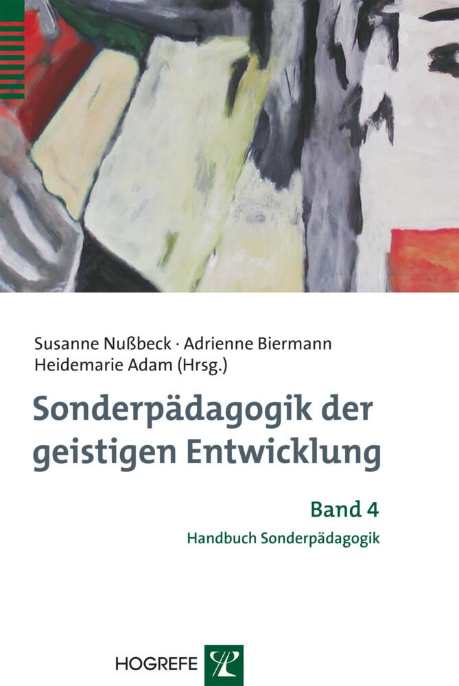 Sonderpädagogik der geistigen Entwicklung als B...