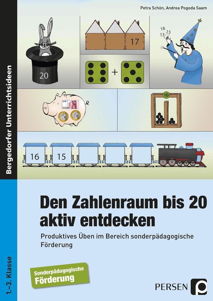 Den Zahlenraum bis 20 aktiv entdecken als Buch ...