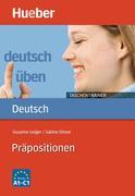 Deutsch üben Taschentrainer. Präpositionen