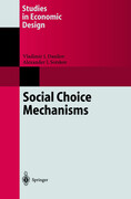 Social Choice Mechanisms
