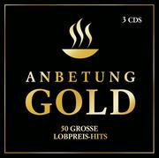 CD-Box Anbetung Gold