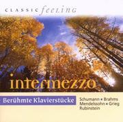 Intermezzo-Berühmte Klavierstü