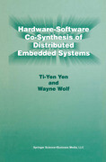Hardware-Software Co-Synthesis of Distributed Embedded Systems