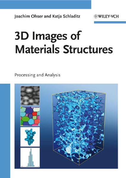 3D Images of Materials Structures als Buch von ...