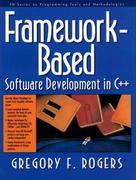 Framework Based Software Development in C++