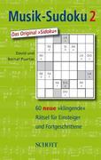 Musik-Sudoku 2