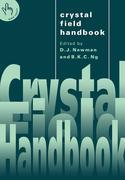 Crystal Field Handbook