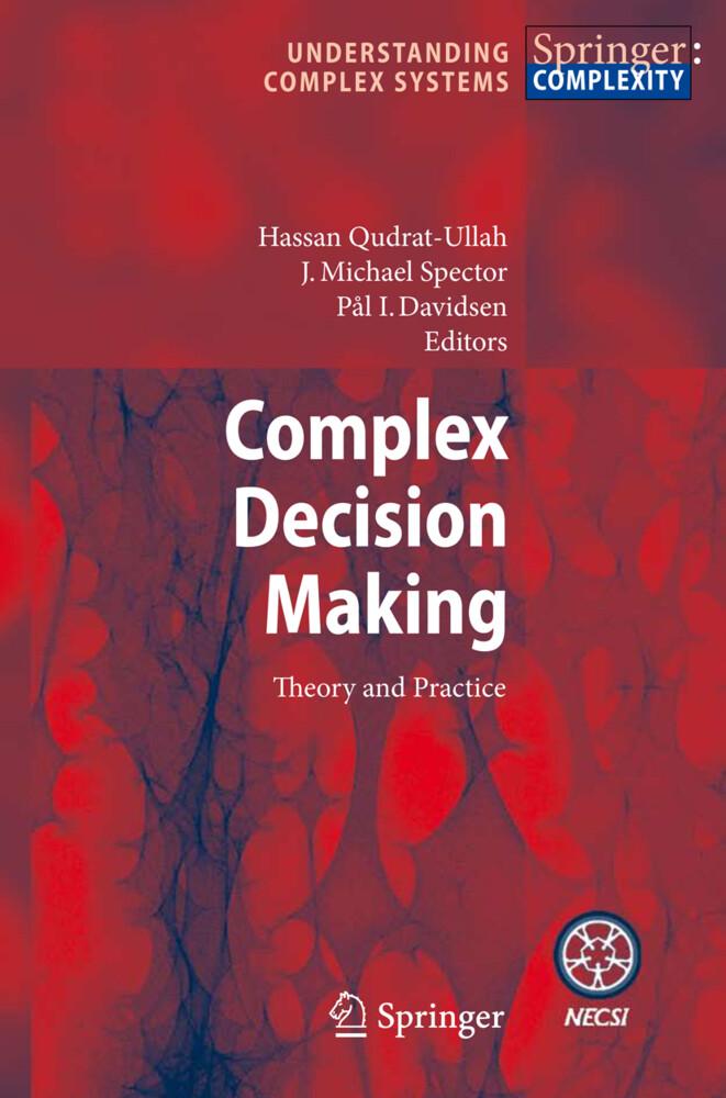 Complex Decision Making als Buch von