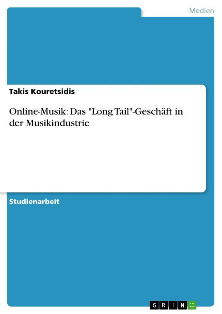 Online-Musik: Das Long Tail-Geschäft in der Mus...