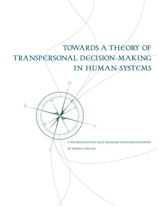 Towards a Theory of Transpersonal Decision-Maki...