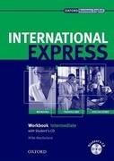 International Express - New Edition. Intermediate - Workbook with Student's mit CD