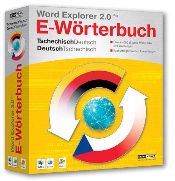 Word Explorer 2.0 Pro Tschechisch-Deutsch, Deut...