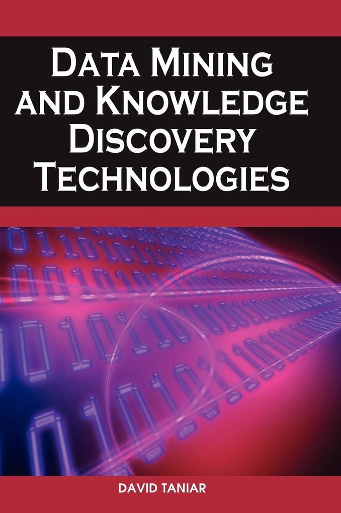 Data Mining and Knowledge Discovery Technologie...