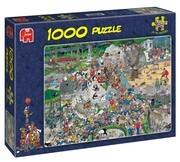 Jan van Haasteren - Im Zoo - 1000 Teile Puzzle