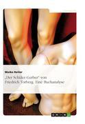 """""""Der Schüler Gerber"""" von Friedrich Torberg. Eine Buchanalyse"""