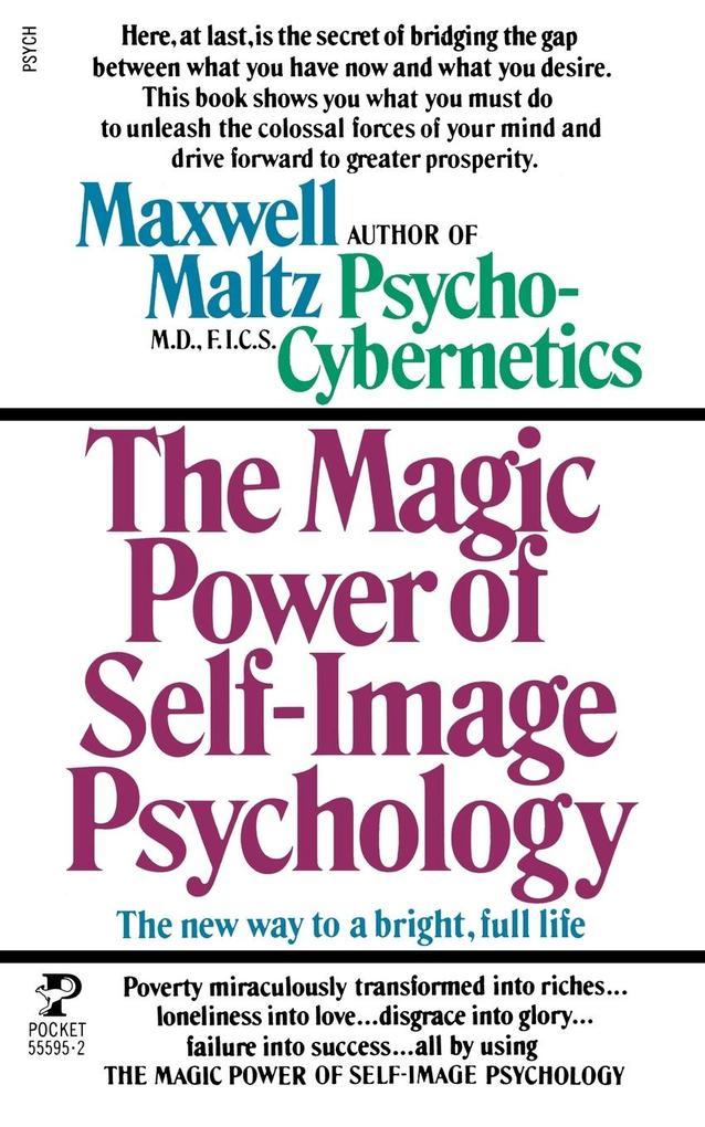 Power Self Image Pyschology als Buch von Maxwel...