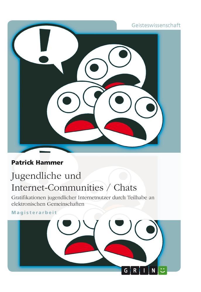Jugendliche und Internet-Communities / Chats al...