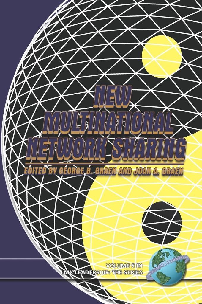 New Multinational Network Sharing als Taschenbu...