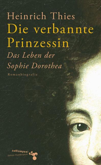 Die verbannte Prinzessin als Buch