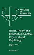 Advances in Psychology V82