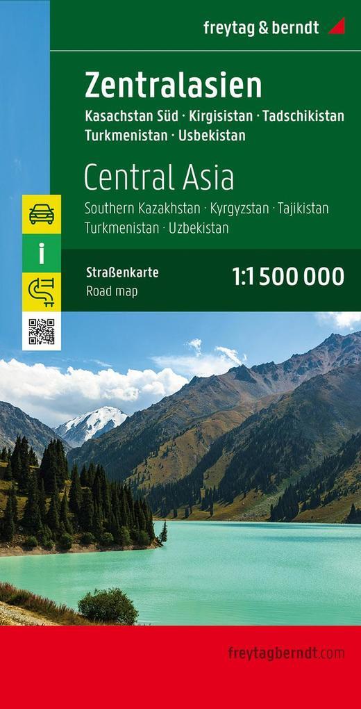 Zentralasien - Kasachstan Süd - Kirgisistan - T...