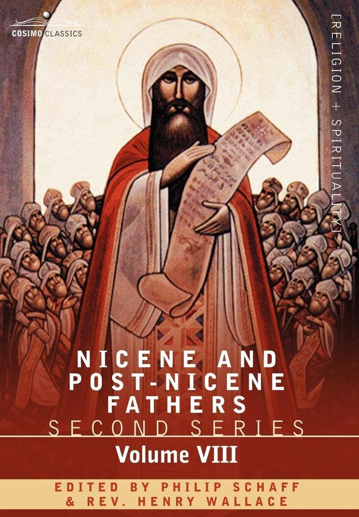 Nicene and Post-Nicene Fathers als Buch von
