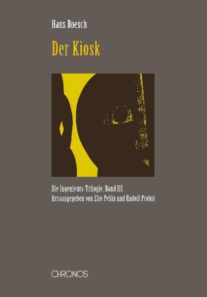 Der Kiosk als Buch von Hans Boesch