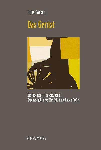 Das Gerüst als Buch von Hans Boesch