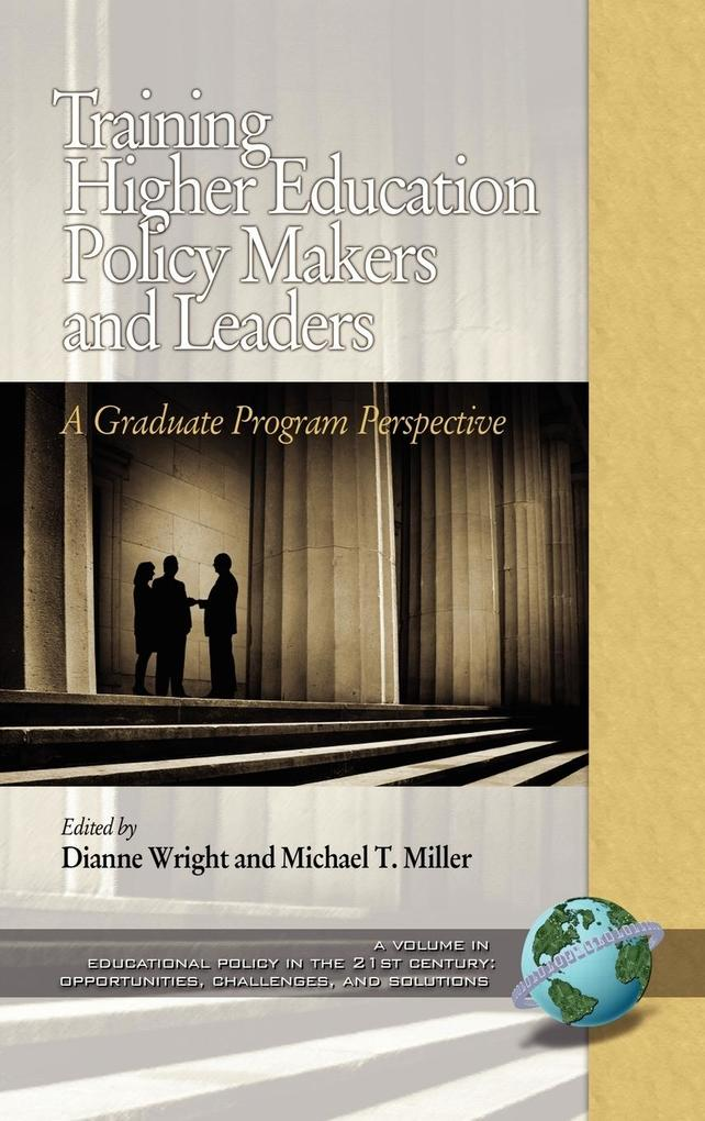 Training Higher Education Policy Makers and Leaders als Buch (gebunden)