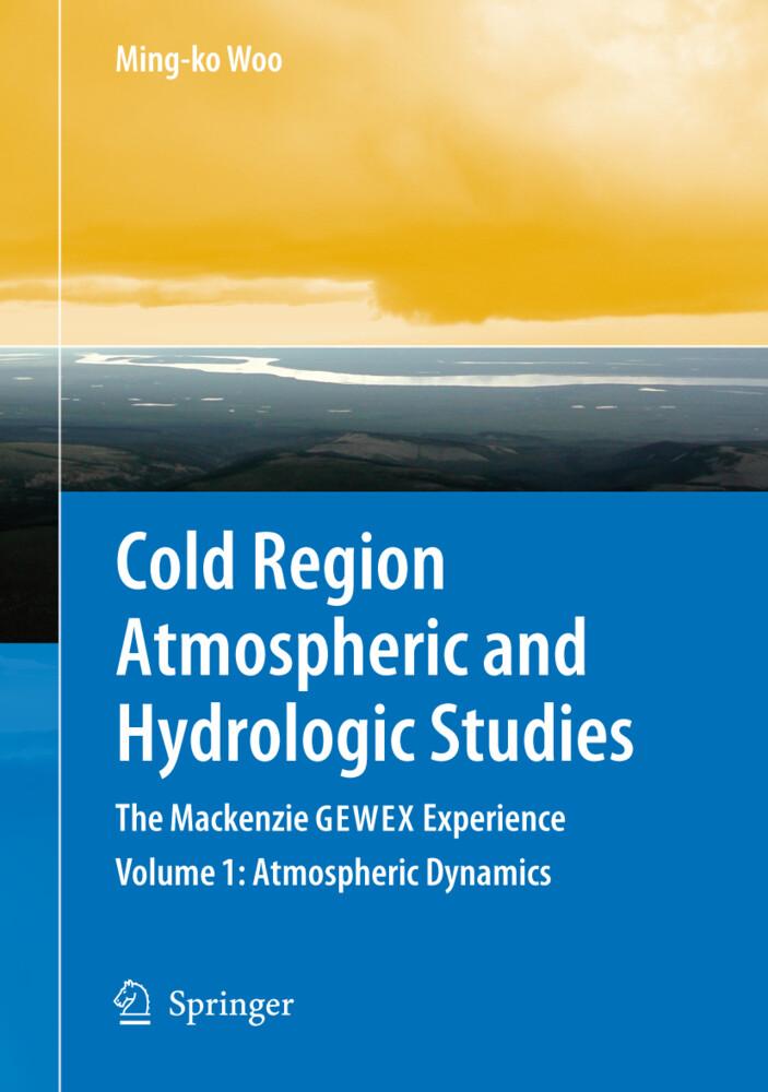 Cold Region Atmospheric and Hydrologic Studies als Buch (gebunden)