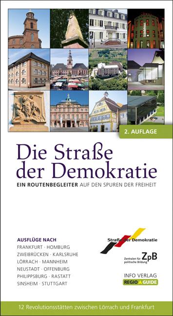 Die Straße der Demokratie als Buch von