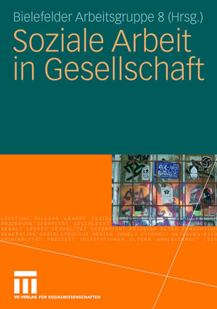 Soziale Arbeit in Gesellschaft als Buch von