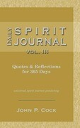 Daily Spirit Journal, Vol. III