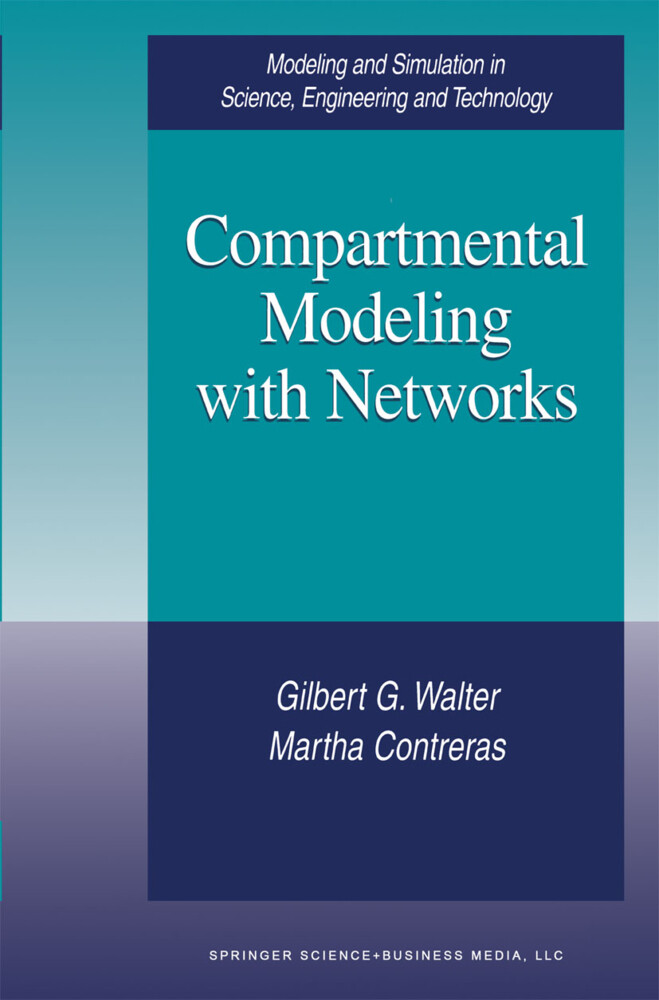 Compartmental Modeling with Networks als Buch (gebunden)