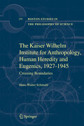 The Kaiser-Wilhelm-Institute for Anthropology, Human Heredity and Eugenics, 1927-1945